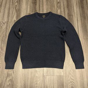 J. Crew Cotton Sweater